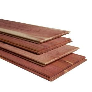 aromatic eastern red cedar planking   home depot