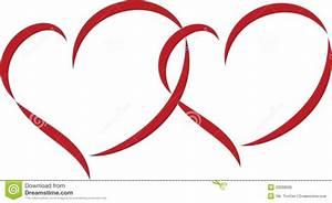 Double Hearts Royalty Free Stock Photo - Image: 29298505