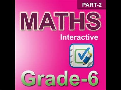 Online Cbse Math Practice Tests 6th Class For Student Youtube