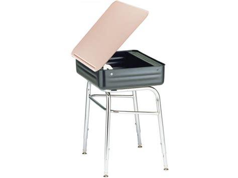desk with lift lid adjustable height lift lid desk usc 460 student desks