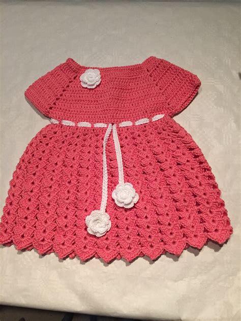 tuto robe b 233 b 233 au crochet