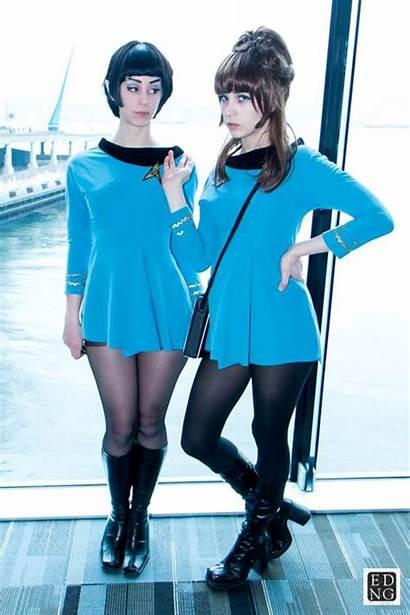 Trek Cosplay Star Tos Starfleet Officer Costume