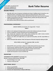 bank teller resume sample writing tips resume companion With sample resume for a bank teller with no experience
