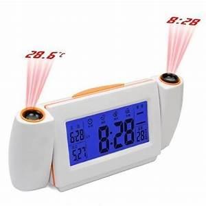 Led Uhr Wand : digitale led dual laser wand projektor projektion alarm zeit uhr temperatur in dual digital ~ Whattoseeinmadrid.com Haus und Dekorationen