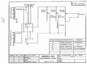 Needed  Gibson Ripper Schematic
