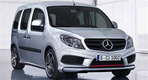Check specs, prices, performance and when the mercedes citan was first announced there were more than a few raised eyebrows. Mercedes Citan 45 AMG - autoevolution