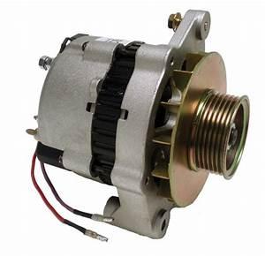 Small Frame Alternator  55 Amp