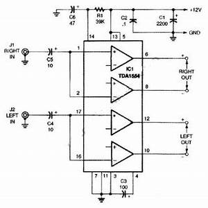 super circuit diagram 22w amplifier for 12v power supply With 22w mono amplifier circuit diagram