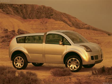 2001 Citroen C-crosser Photos, Informations, Articles