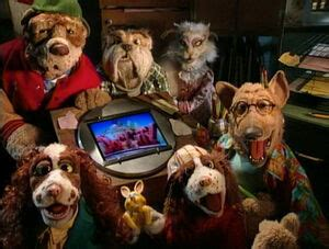 dog city series muppet wiki fandom powered  wikia