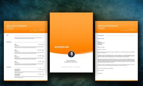 bewerbung layout vorlage word