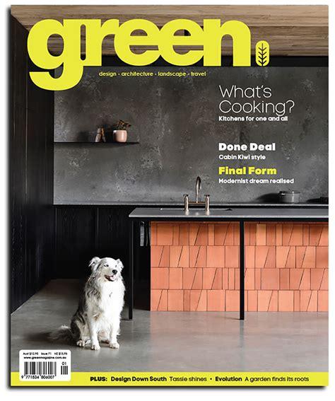 Issue 71 Green Magazine
