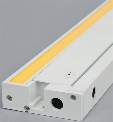 cabinet direct wire led lighting ge in ft