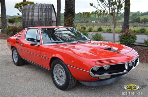 Alfa Romeo For Sale by 1974 Alfa Romeo Montreal For Sale