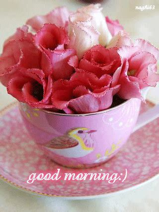 good morning flowers   cup pictures   images