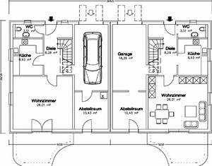 Doppelhaus Grundriss Beispiele : doppelh user ~ Lizthompson.info Haus und Dekorationen
