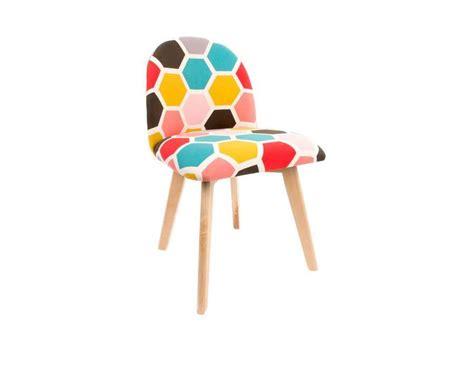 chaise ée 60 chaise vintage colorée pas chere