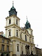 Free Holy Cross Church, Warsaw Stock Photo - FreeImages.com