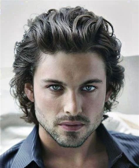 Long Hairstyles For Guys With Wavy Hair   OM Hair