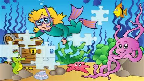 Juego de Puzzles Para Niños Juego de Rompecabezas Para