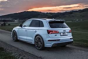 Audi Sq5 2018 : 2018 audi sq5 abt rear ~ Nature-et-papiers.com Idées de Décoration