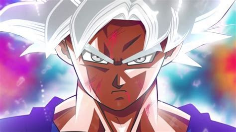 gokus ultra instinct     thought dragon ball