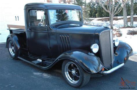 1934 Chevrolet Street Rod Pickup, Classic Cruise Rat Drag