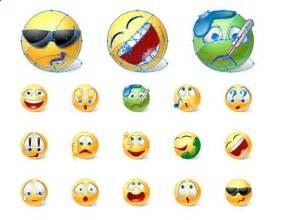 Funny Emoticon Icons