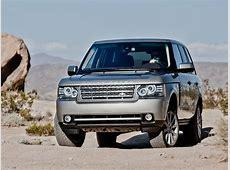 Range Rover 3rd generation 2nd facelift Range Rover