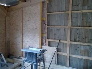 Mur En Osb : mon nouvel atelier page 3 ~ Melissatoandfro.com Idées de Décoration
