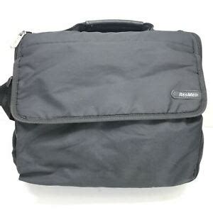 ResMed Padded CPAP Travel Case for S9 Autoset CPAP + H5i ...