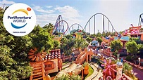 Barcelona 2020 - PortAventura Barcelona - three theme parks