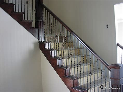 Stair Rails And Balusters