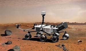 Curiosity Rover on Mars   Time and Navigation