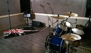 Comment Insonoriser Une Pièce : am nager un studio de musique chez soi cr er une salle ~ Melissatoandfro.com Idées de Décoration