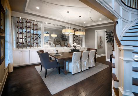 Toll Brothers at Falls at Weddington | The Hollister Home ...