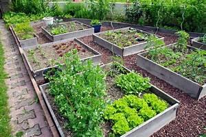 Gemüsegarten Anlegen Beispiele : kr utergarten gestalten 21 ideen f r gro e und kleine g rten ~ Watch28wear.com Haus und Dekorationen