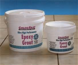colorfast industries ultra high performance epoxy grout