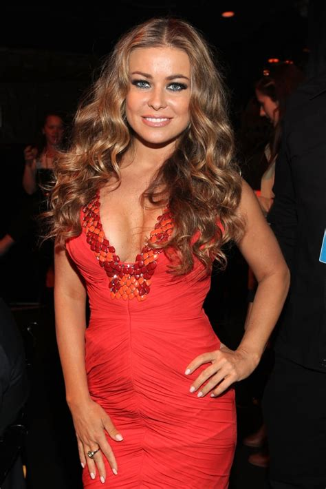 april  pictures  carmen electra   years