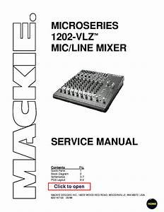 Mackie Hdr24