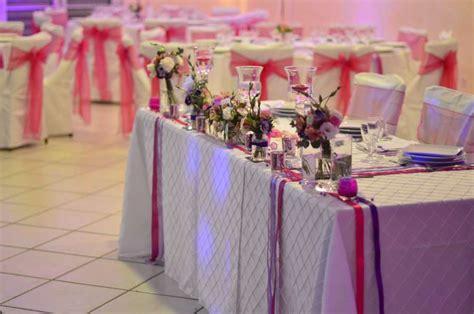 fanion deco chambre mariage fushia violet blanc tendance boutik