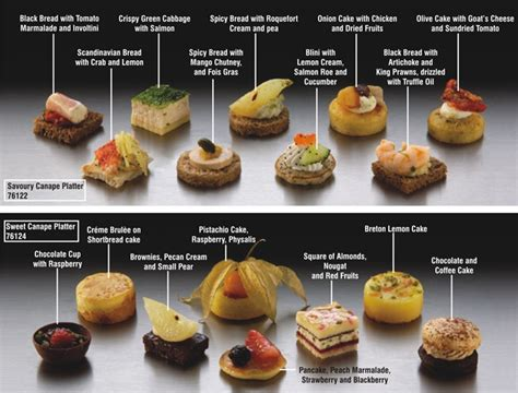 cheap easy canapes 1000 ideas about canapes on canapes