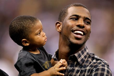 Photos Of Nba Dads Being Awesome