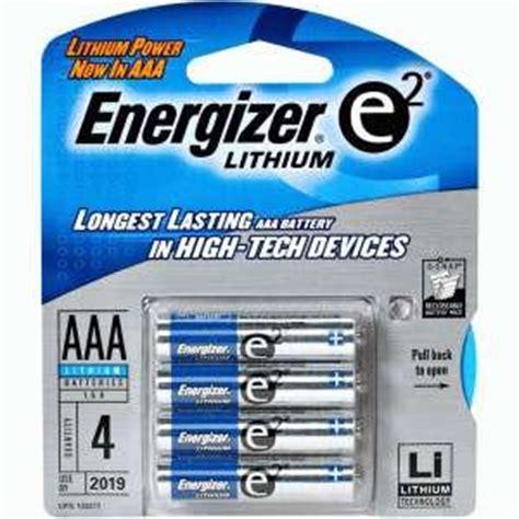 Amazoncom  Energizer Lithium AAA 15V High Energy