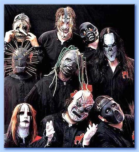 Slipknot Halloween Masks 2015 by Slipknot Slipknot Masks Through The Ages Feature Genius