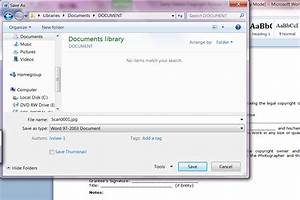 How to scan email a document techwallacom for Scan and email documents