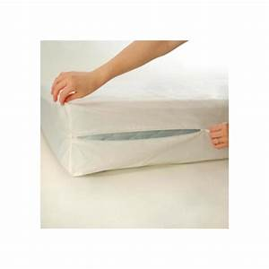 Crib size zippered mattress cover vinyl toddler bed for Crib mattress bed bug protector