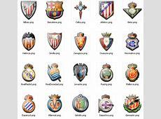 Spanish La Liga Icons Descargar