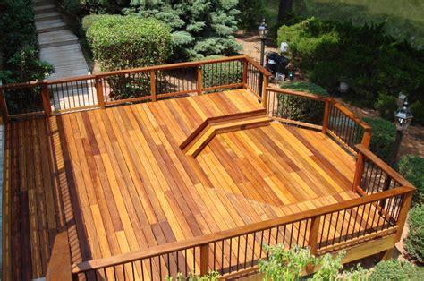 Decks & Porches  Bassett Construction Services
