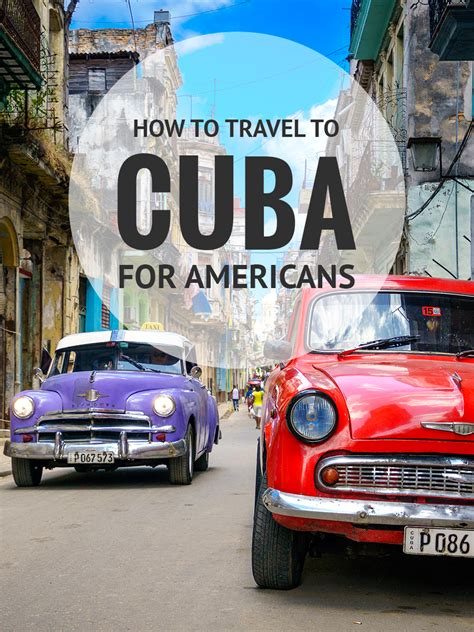 travel bureau car how to travel to cuba a guide for
